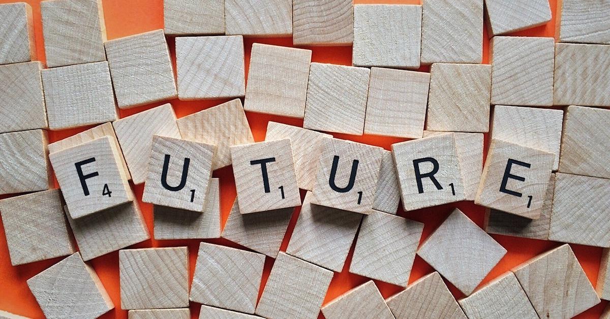 scritta future