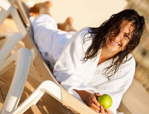 I miei 5 segreti per ritrovare il benessere d'estate!