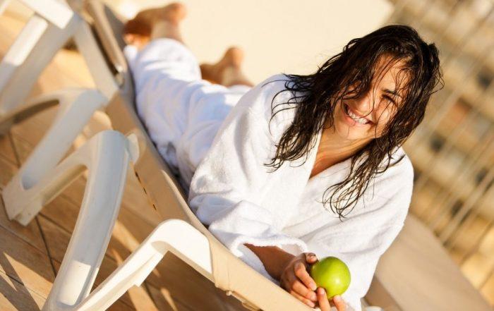5 segreti per ritrovare il benessere d'estate